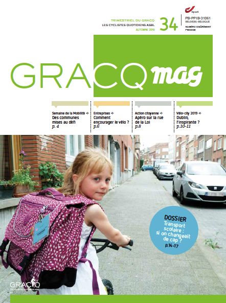 Cover GRACQ Mag 34
